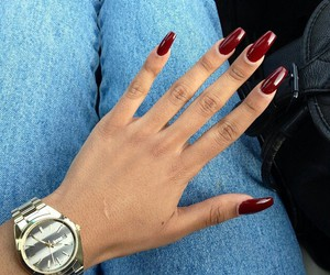 fashion, perfect, and nails image