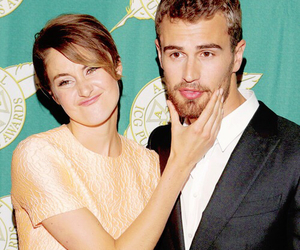 sheo, divergent, and theo james image
