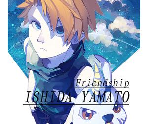 digimon and ishida yamato image