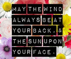 quotes, sun, and wind image