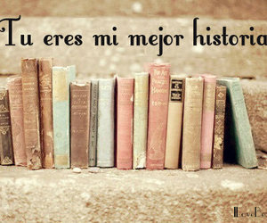 amor, frases, and te extraño image