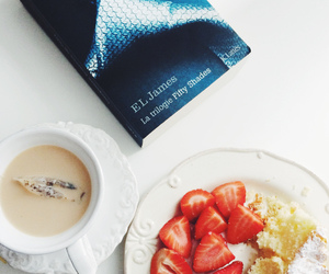 50, book, and breakfast image