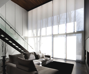 interior, minimalist, and white image