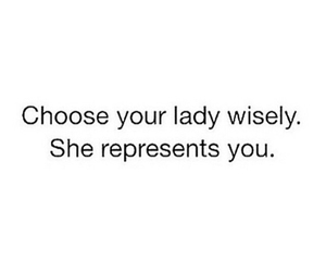 lady, quotes, and represent image