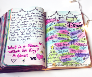 art, wreck this journal, and disney image