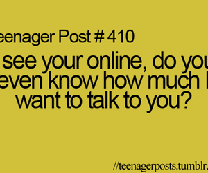teenager post, teenager, and text image