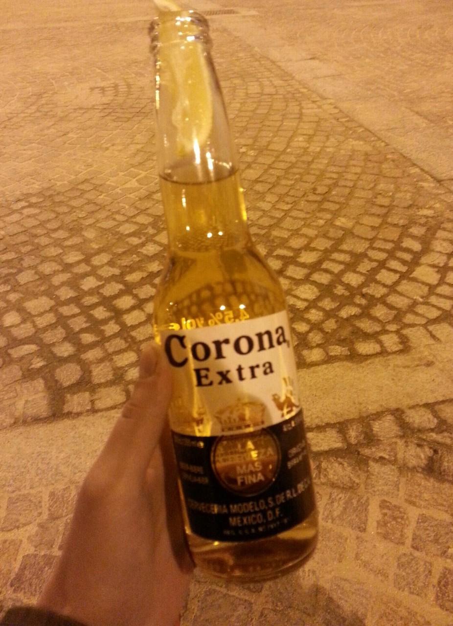 corona, night, and party image