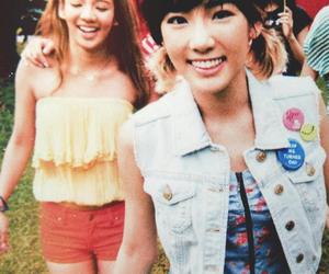taeyeon, snsd, and girls generation image
