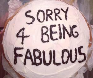 grunge, cake, and fabulous image