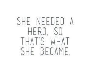 hero, quotes, and become image