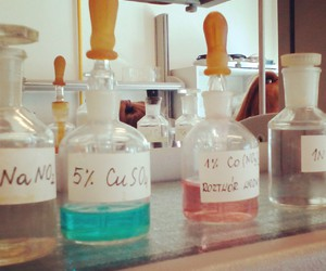 chemistry, love, and color image