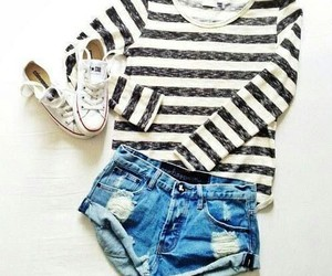 beauty, blouse, and outfit image
