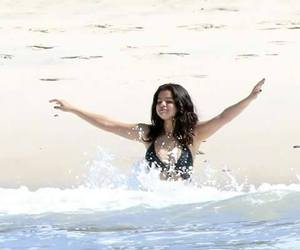 cute, selena gomez, and summer image