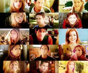 buffy, xander, and develope image
