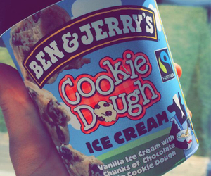 ice cream, cookie, and summer image