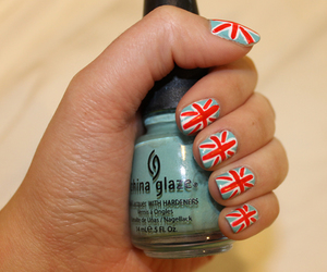 britain, nails, and awesome image