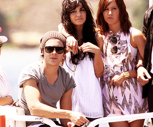 vanessa hudgens, ashley tisdale, and zac efron image