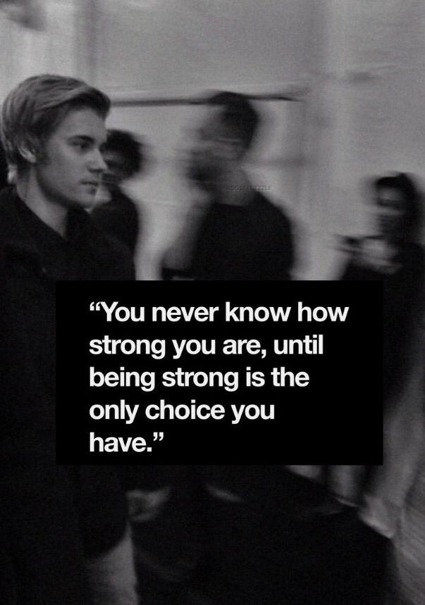 Justin Bieber Quotes Purpose