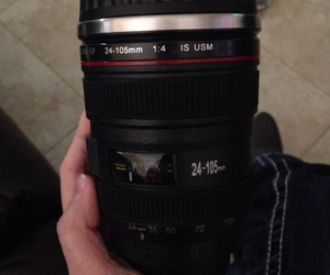camera, coffee, and cool image