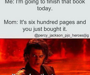 books, star wars, and fandoms image