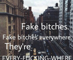 city, fake, and feels image