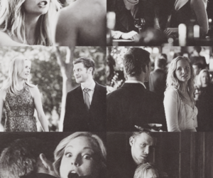 caroline, couple, and The Originals image