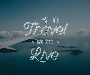 travel, live, and adventure image