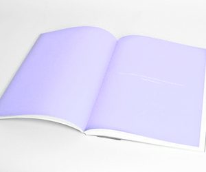 book, purple, and pastel image