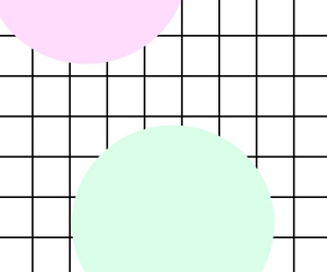 grid and pastel image