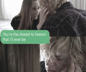 heaven, hell, and evan peters image