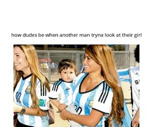 fashion, football, and funny image
