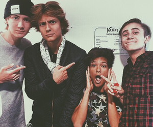 awesome, the fooo conspiracy, and boys image