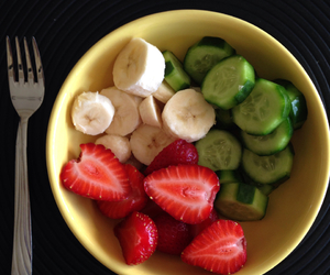 banana, cucumber, and great image