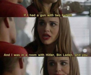 teen wolf, funny, and gun image