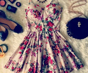 accessories, beauty, and dress image