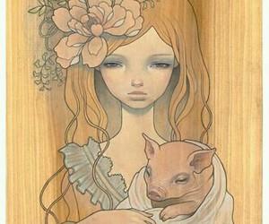 audrey kawasaki and painting image
