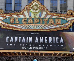 captain america, hollywood, and Move image