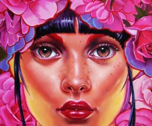 arte, pintura, and pop image