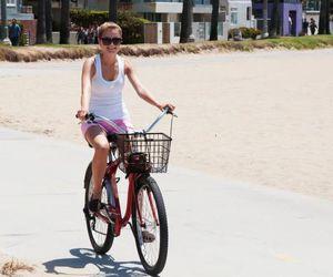 bike, fun, and light image