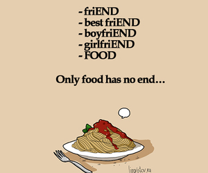 boyfriend, end, and words image