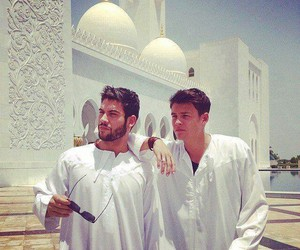 muslim, عربي, and boy image