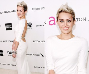 beauty, look, and miley cyrus image