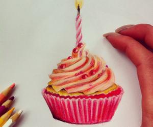art, birthday, and creative image