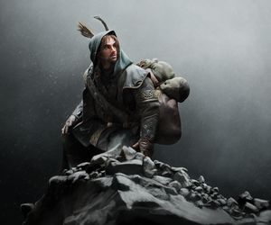 dwarf, gif, and the hobbit image