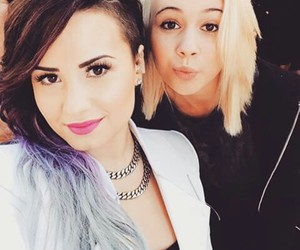 beautiful, demi, and blondie image