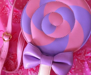 girly, lollipop, and pink image