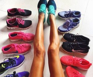 nike, fit, and legs image