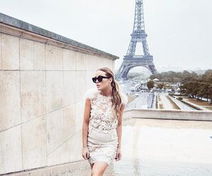 fashion, lace, and paris image