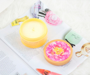 beauty, body butter, and cream image