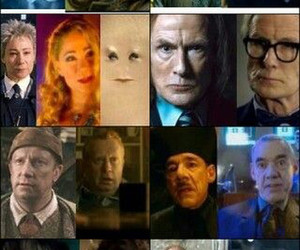 doctor who, harry potter, and raggedyfan image